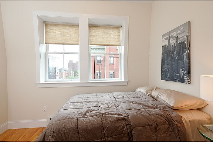 Bedroom - Boston Rental, South End