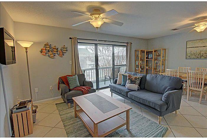 Cozy Family Living Room