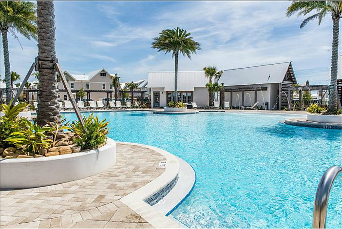 Large Resort Style Pool within Community!