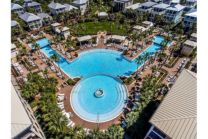 Largest Resort Style Pool on 30A!
