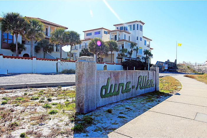 Dune Allen Beach Access Right Across the Street