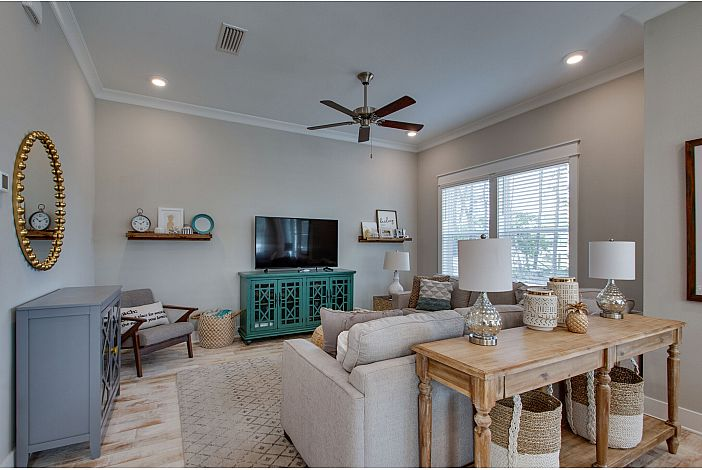 Inviting Living Spaces!