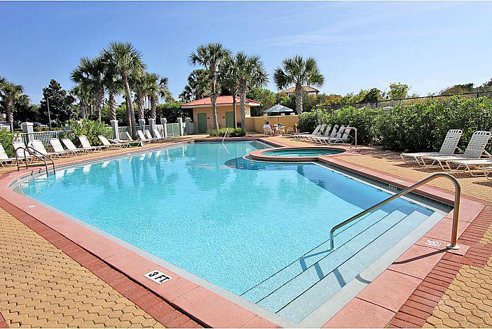 The Pool at Seacrest Inn