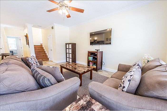 First Floor Living Space