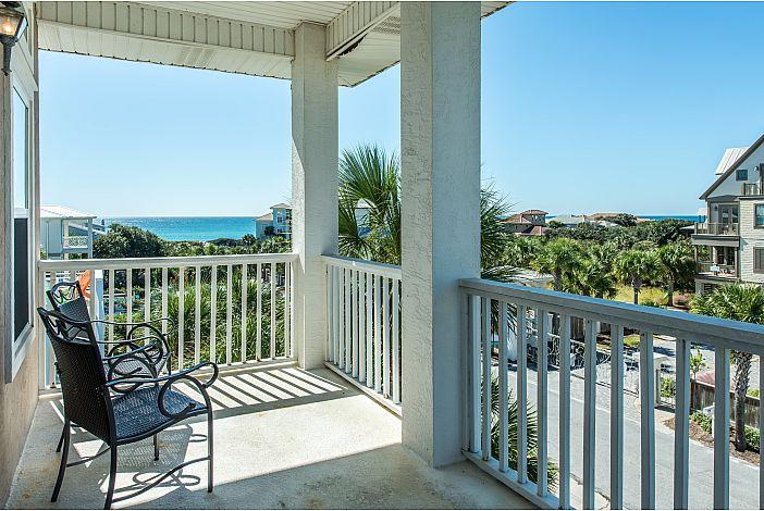 Ocean View - Third Floor Balcony