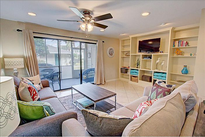 Sandpiper at misty cove miramar beach spacious living room aloadofball Gallery