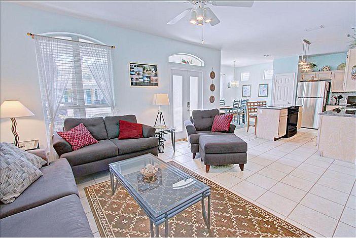Open Living Room !