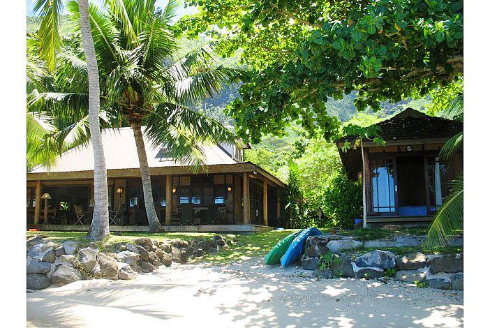 Fare Upu - Polynesian style/Le style polynesien