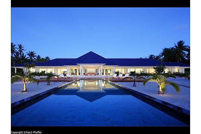 Bora Bora Luxury villa