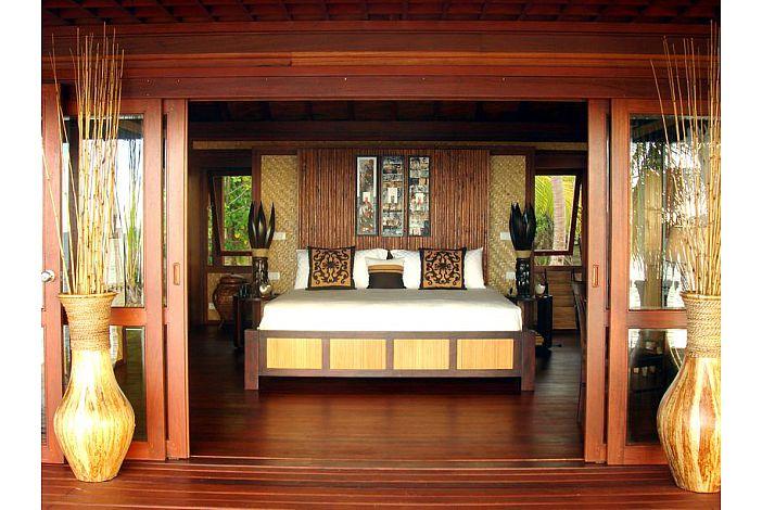 Rangiroa - Bedroom / Chambre