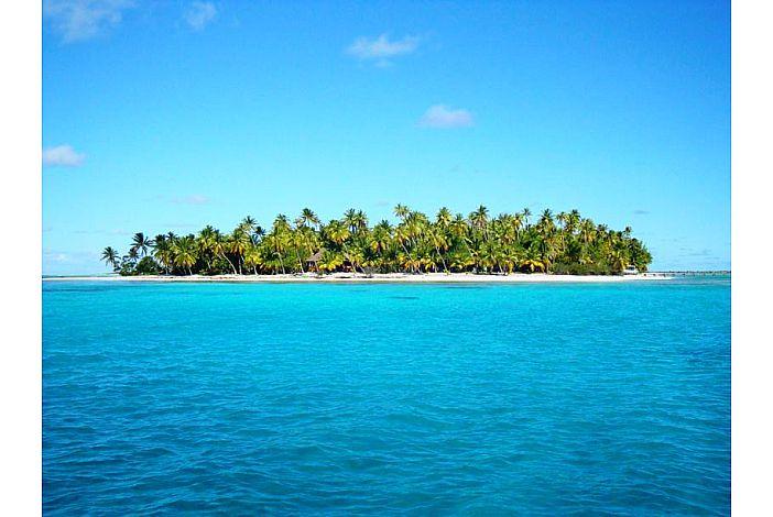 Rangiroa - Private Island/Ile privee