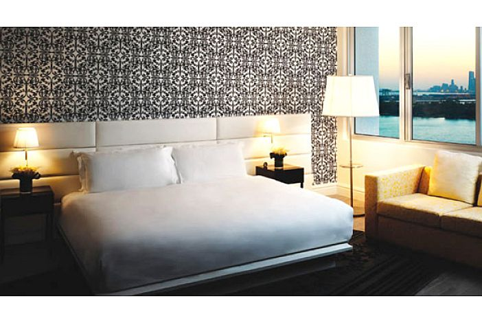 Miami design hotel mondrian studio room