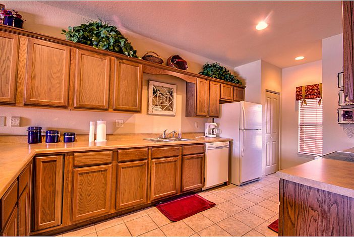 Branson Condo Rental | Thousand Hills | Kitchen