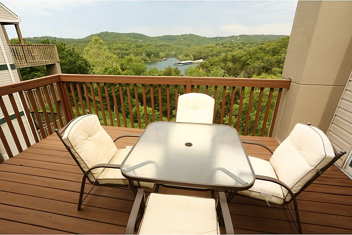 Branson Vacation Rental | Eagles Nest | Patio