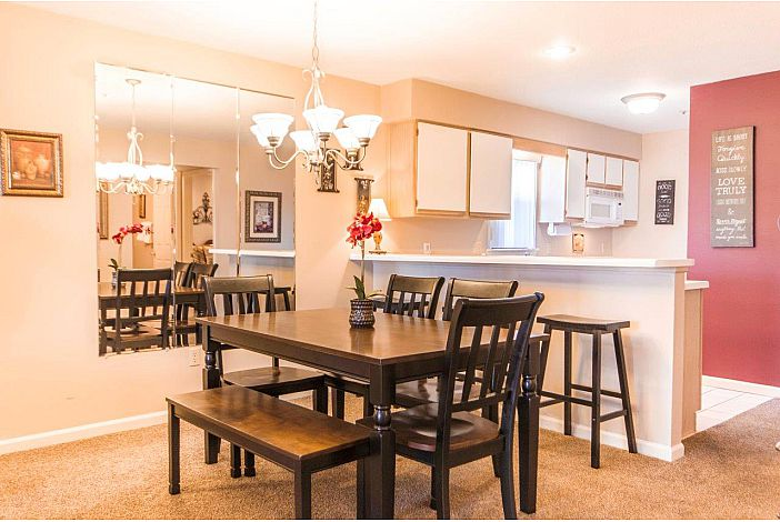 Branson Condo Rental | Pointe Royale | Dining