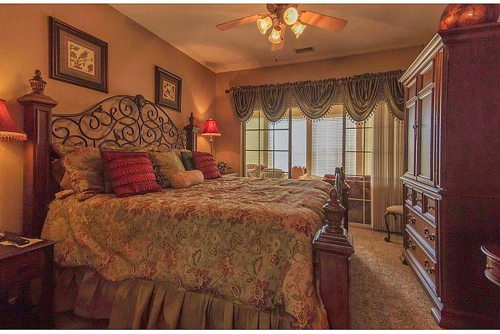 Branson Condo Rental | Thousand Hills | Bedroom