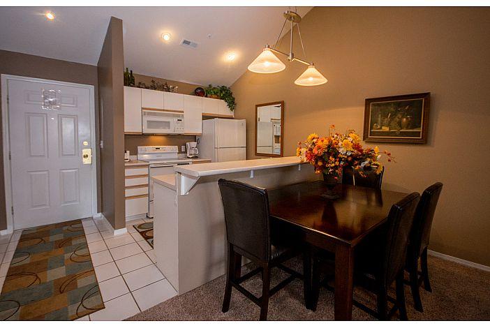 Branson Condo | Thousand Hills Resort | Kitchen