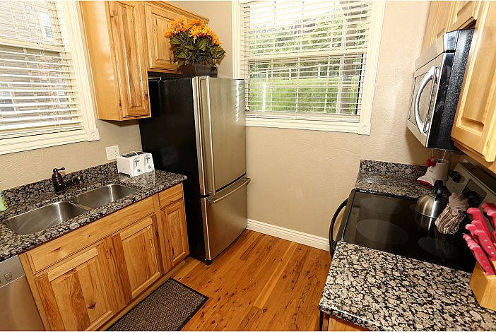 Branson Vacation Rental | Eagles Nest | Kitchen