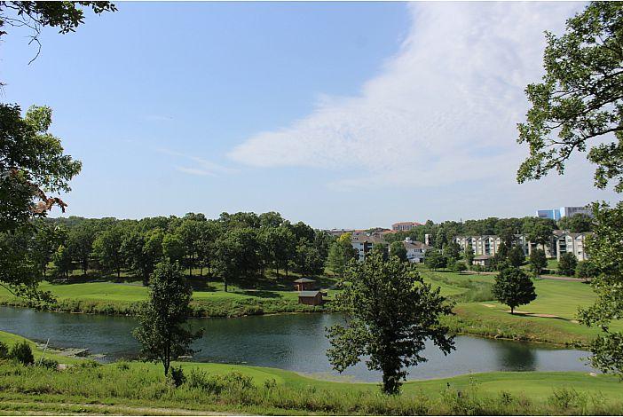 Branson Condo | Thousand Hills Resort | Views