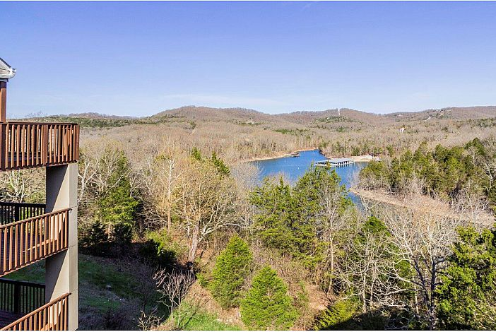 Branson Vacation Rental | Eagles Nest | View