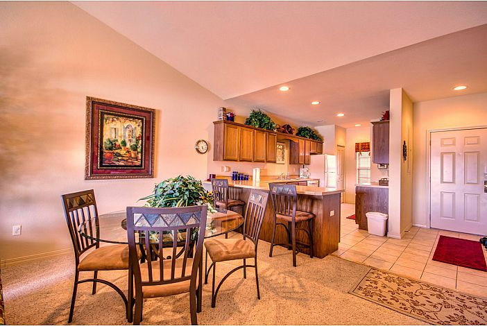 Branson Condo Rental | Thousand Hills | Dining