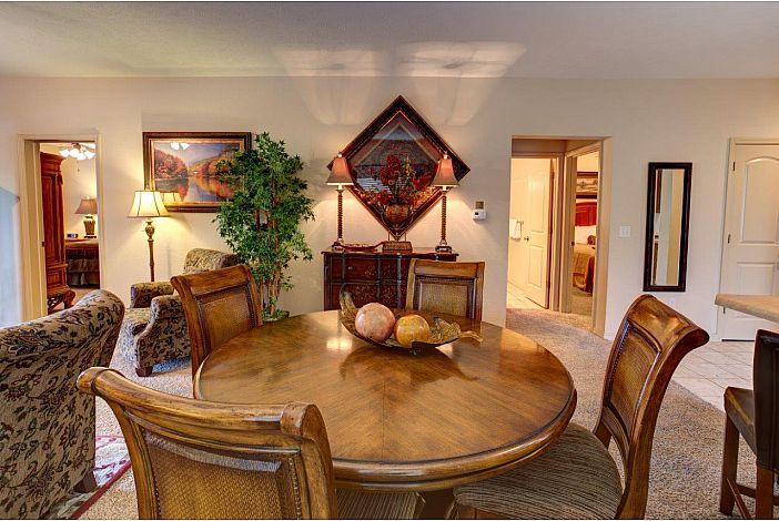 Branson Condo | Thousand Hills Resort | Dining