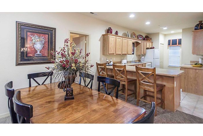 Branson Condo | Thousand Hills Resort | Dining