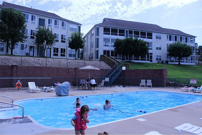 Branson Condo | Thousand Hills Resort | Pool