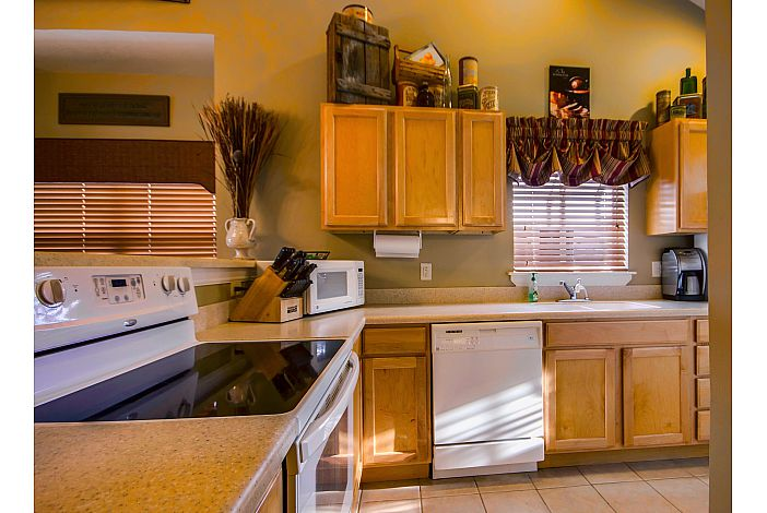 Branson Condo Rental | Eagles Nest | Kitchen