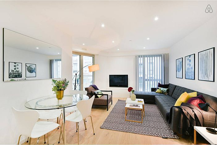 Clapham South - 2 Bed Flat by Tube