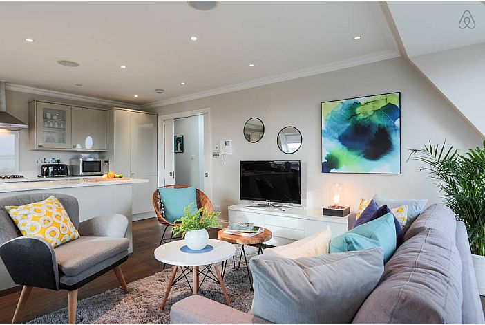Clapham South - 3 Bed Penthouse