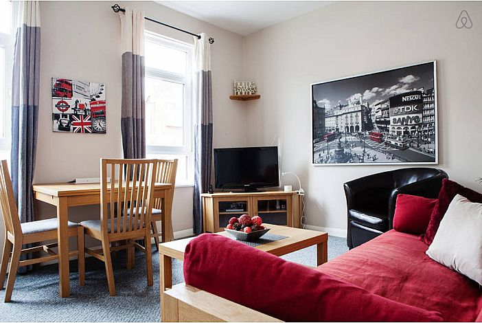 Balham - 1 Bed Flat - Free Parking