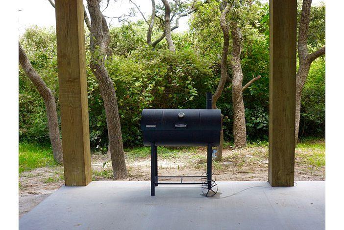BBQ Pit (Charcoal)