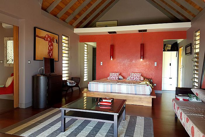 Vacation rental in Moorea